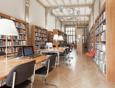 Studieplekken in Amsterdam